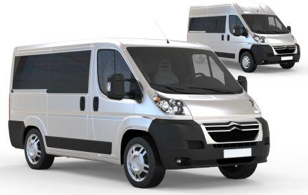 Citroen Jumper Tour Transformer 5 in 1 микроавтобус 9 мест. Салон-трансформер.